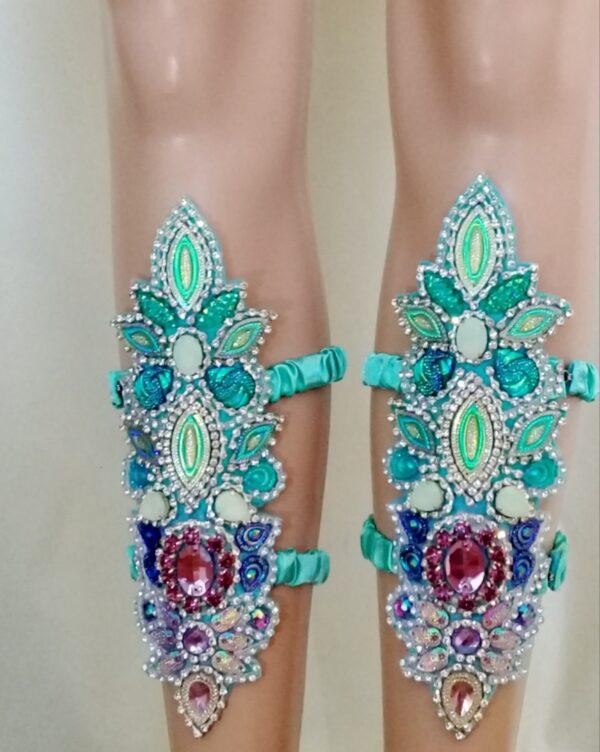 Dulce Aroma Samba Costume by Miss Glamurosa Costumes
